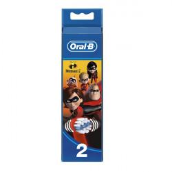 Oral-b kids brossettes kids indestructibles 2