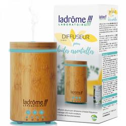 Ladrôme diffuseur bambou pour huiles essentielles