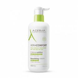 Aderma xeraconfort crème nutritive anti-dessèchement 400ml