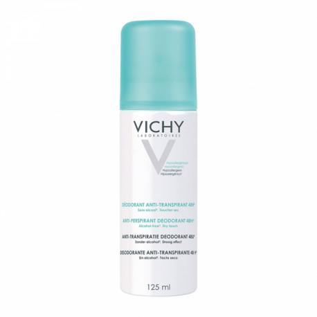 Vichy Déodorant Anti-Transpirant Efficacité 48H 125 ml