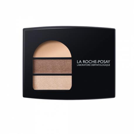 La roche posay toleriane palette yeux 02 smoky brun ombre douce 4.4g
