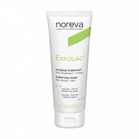 Noreva masque purifiant 50ml