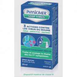 PHYSIOMER STOP VIRUS SPRAY