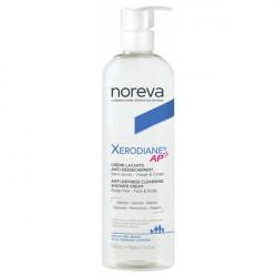 Noreva xerodiane ap+ crème lavante anti-dessèchement 500ml