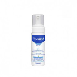 Mustela shampoing mousse nourrisson 15ml