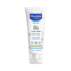 Mustela crème visage hydra bébé à l'avocat bio 40ml