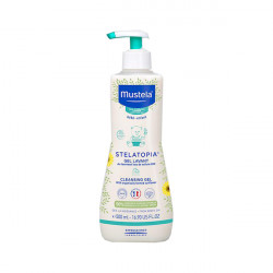 Mustela gel lavant stelatopia au tournesol bio 500ml