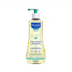 Mustela huile lavante stelatopia au tournesol bio 500ml