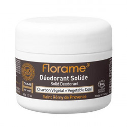 Florame déodorant solide homme 50g