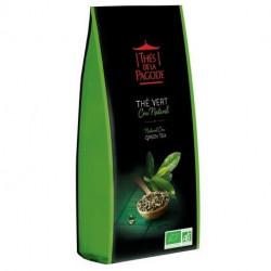 Thé de la Pagode Thé Vert cru naturel 100 grammes