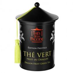 Thé de la Pagode The vert fruit du dragon édition prestige