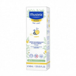 Mustela cold cream visage 40ml