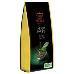Thé de la pagode Thé vert earl grey 100g