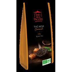 Thé de la Pagode Thé noir caramel 100g
