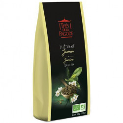 Thé de la Pagode thé vert au jasmin 100g