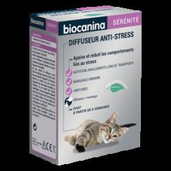 Biocanina diffuseur anti stress + recharge