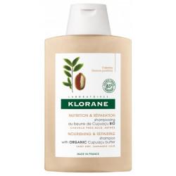 Klorane shampoing au beurre de Cupuacu 400ml