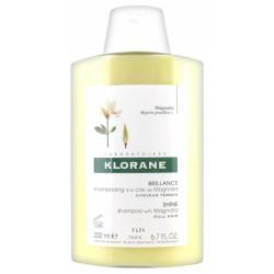 Klorane shampoing à la Cire de Magnolia 200ml