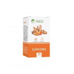 Presnat Curcuma 90 gélules