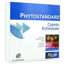 Pilèje Phytostandard de Cyprès - Echinacée 30 comprimés