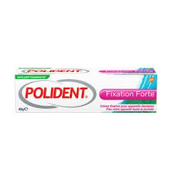 Polident fixation forte