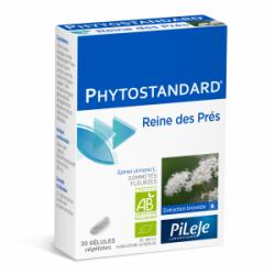 Pilèje Phytostandard Reine des Prés 20 gélules