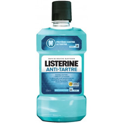 LISTERINE ANTI TARTRE 500 ML