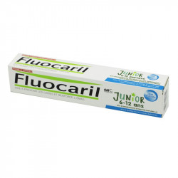 FLUOCARIL JUNIOR 6/12ANS GEL BUBBLE 75ML