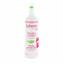 Saforelle miss soin intime/corps 500ml