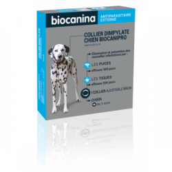 Biocanina Biocanipro Collier Insecticide Petit Chien x 1