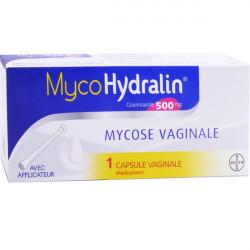 MYCOHYDRALIN 500MG CAPS 1APPL