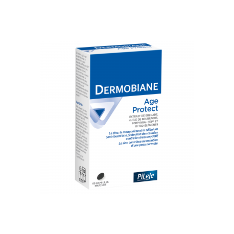 Pilèje Dermobiane Age Protect 60 capsules