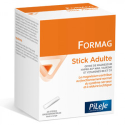 PI FORMAG STICKS ADULTES 20STICKS ORANGE