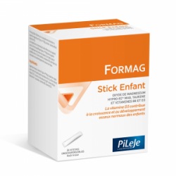 PI FORMAG STICKS ENFANT 20STICKS FRAISE
