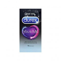 DUREX YOU amp ME BT 10