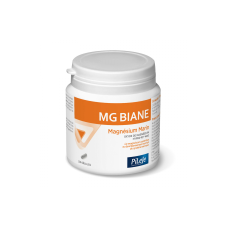 Pilèje Mg Biane 120 gélules