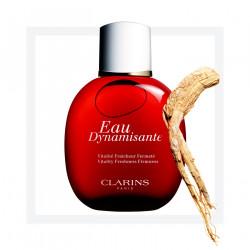 Clarins Eau Dynamisante Rechargeable – Spray & Splash 100mL