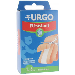 URGO BD RESISTANTE ELAST 1MX6CM 1