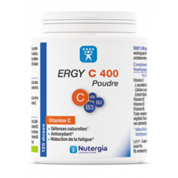 NUTERGIA ERGY C 400MG