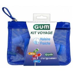 Gum kit voyage haleine fraiche