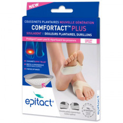 Epitact coussinets comfortact plus taille S
