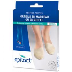 Epitact protège-pointes orteils en marteau taille L x2