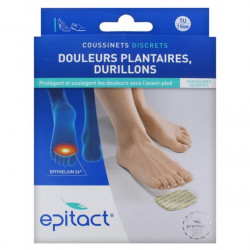 Epitact coussinets discrets taille M