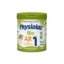 Physiolac Bio Anti-Régurgitations 1 de 0 à 6 Mois 800g