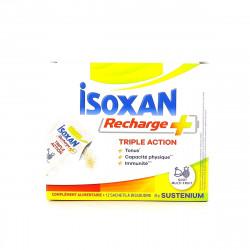 Isoxan Recharge+ 12 sachets Triple action