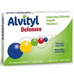 Alvityl Defenses 30 Comprimes
