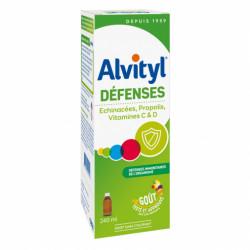 Alvityl Défenses sirop 240ml
