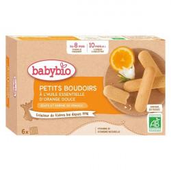 Babybio biscuits bébé bio 120g