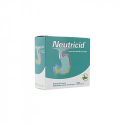 Neutricid suspension buvable 18 sachets