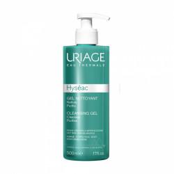 Uriage hyseac gel nettoyant purifiant 500ml
